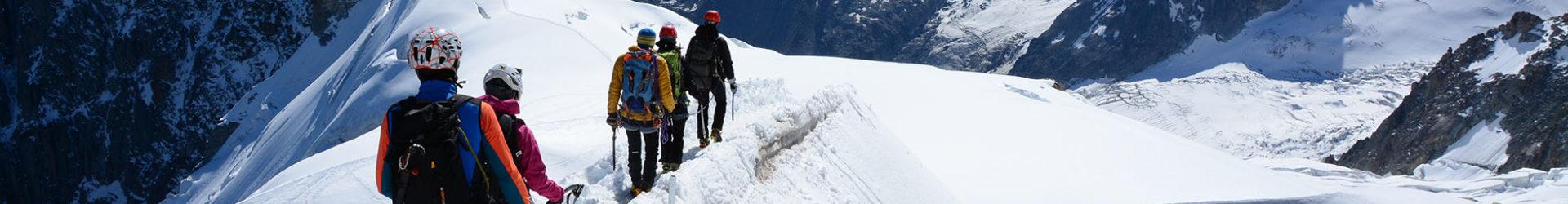 Aggiornamento Istruttori – Gruppo Monte Bianco