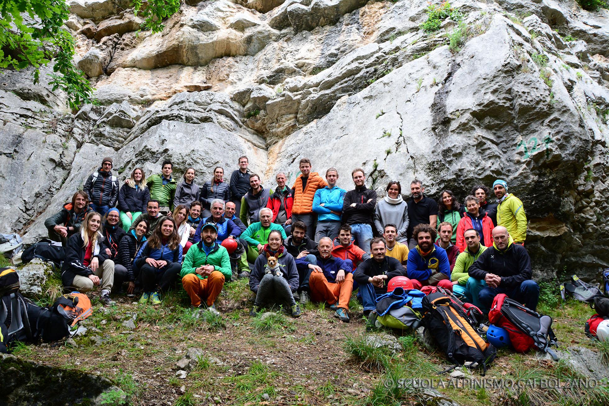 Chi siamo Scuola Alpinismo Bolzano