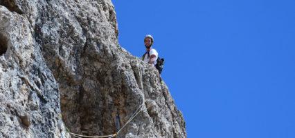 Alpinkletterkurs 2018