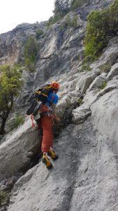 Corso Roccia 2018 Scuola Alpinismo CAI Bolzano