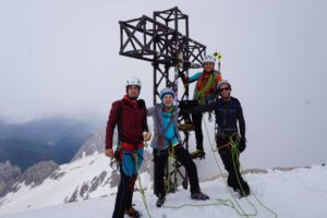 Corso Alpinismo Scuola Alpinismo CAI Bolzano